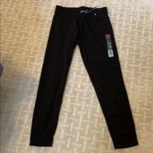 Girl's SO black legging, Size M (12)
